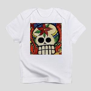 Amor Day of the Dead Skull Infant T-Shirt