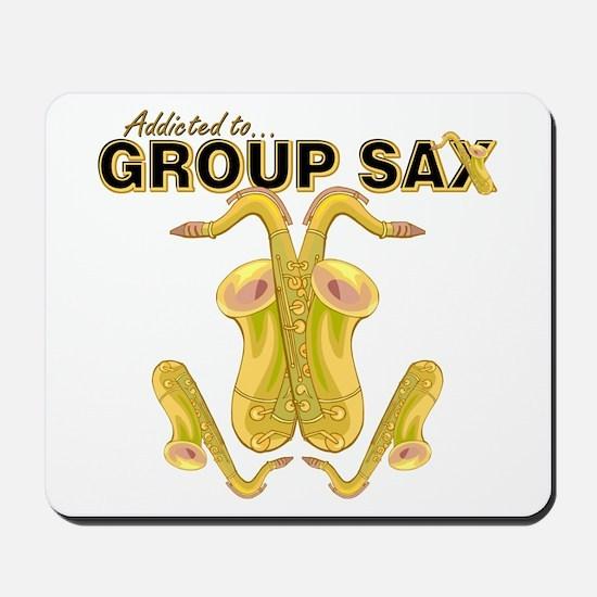 Sax Mousepad