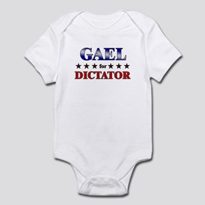 GAEL for dictator Infant Bodysuit