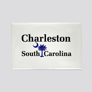 Charleston South Carolina Rectangle Magnet