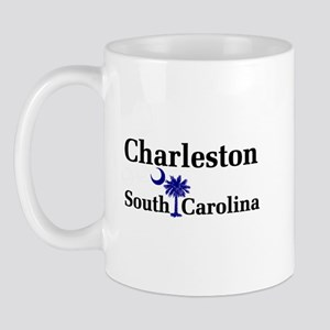 Charleston South Carolina Mug
