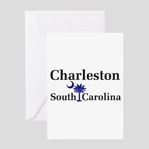 Charleston South Carolina Greeting Card