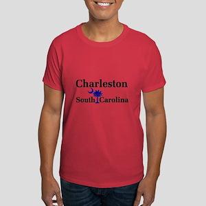 Charleston South Carolina Dark T-Shirt
