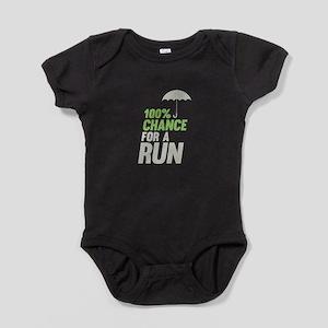 100% Chance of Rain Baby Bodysuit