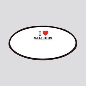 I Love SALLIERS Patch