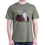 40 Mile Point Ligthouse Dark T-Shirt