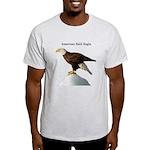 American Bald Eagle Light T-Shirt