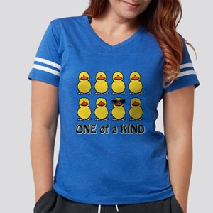 One Of A Kind Womens Football Shirt T-Shirt