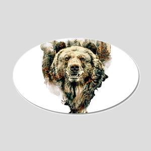 Bear Wall Sticker