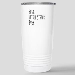 Best Little Sister Ever Mugs
