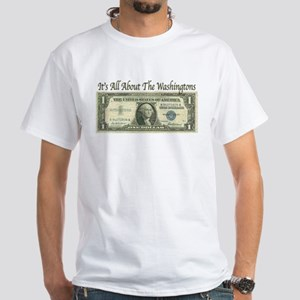It's All About The Washington Women's T-Shirt