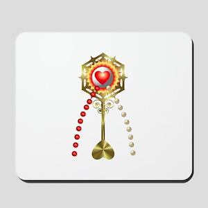 Holy Communion: Divine Mercy Mousepad