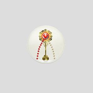 Holy Communion: Divine Mercy Mini Button