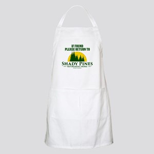 Return to Shady Pines Apron
