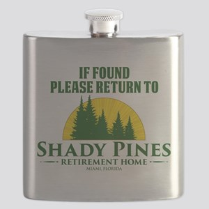 Return to Shady Pines Flask
