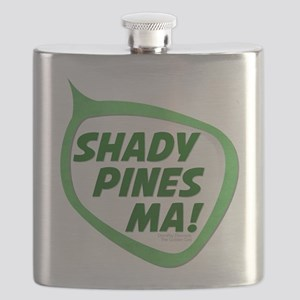 Shady Pines Ma! Flask