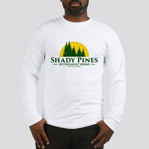 Shady Pines Logo Long Sleeve T-Shirt
