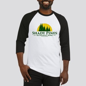 Shady Pines Logo Baseball Jersey