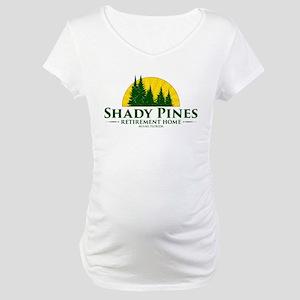 Shady Pines Logo Maternity T-Shirt