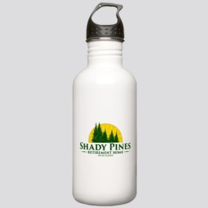 Shady Pines Logo Stainless Water Bottle 1.0L