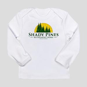 Shady Pines Logo Long Sleeve Infant T-Shirt