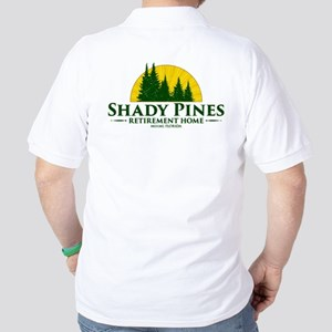 Shady Pines Logo Golf Shirt