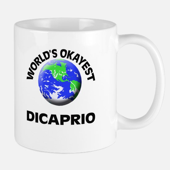 World's Okayest Dicaprio Mugs