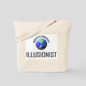 World's Greatest ILLUSIONIST Tote Bag