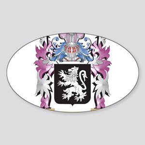 Lewis Coat of Arms - Family Crest Sticker