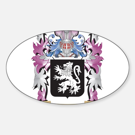 Lewis Coat of Arms - Family Crest Decal