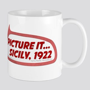Picture It... Sicily, 1922 Mug