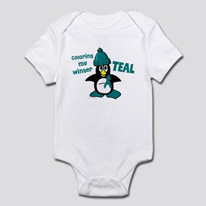 Winter Penguin 3 (OC Awareness) Infant Bodysuit