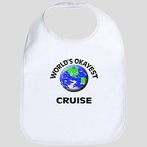 World's Okayest Cruise Bib