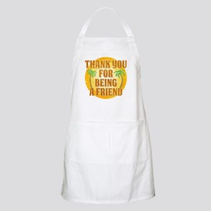 Thank You for Being a Friend Apron