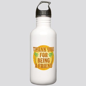 Thank You for Being a Stainless Water Bottle 1.0L