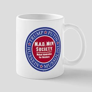Trump - Putin Mad Men Society Mugs