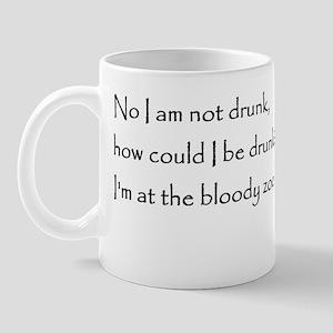 Bloody Zoo Mug