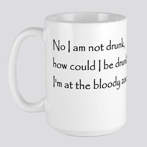 Bloody Zoo Large Mug
