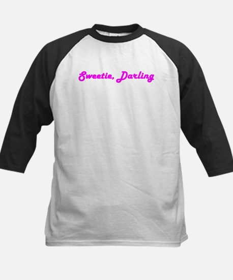 Sweetie Darling Kids Baseball Jersey