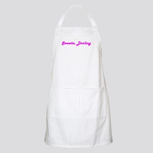 Sweetie Darling BBQ Apron