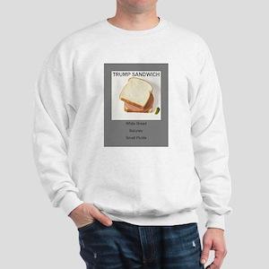 Trump Sandwich Sweatshirt