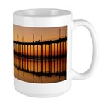 Huntington Beach Large Mug007