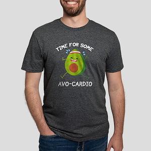 Time For Some Avo-Cardio Women's Dark T-Shirt