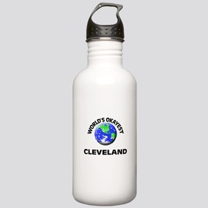 World's Okayest Clevel Stainless Water Bottle 1.0L