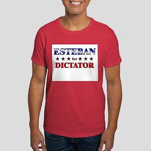 ESTEBAN for dictator Dark T-Shirt
