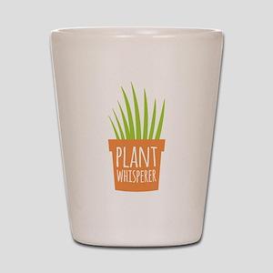 Plant Whisperer Shot Glass
