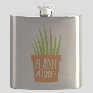 Plant Whisperer Flask