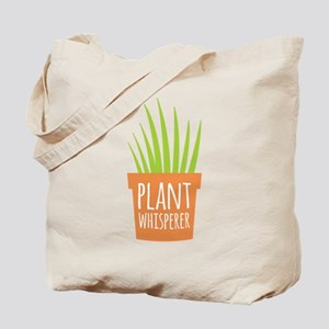 Plant Whisperer Tote Bag