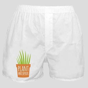 Plant Whisperer Boxer Shorts