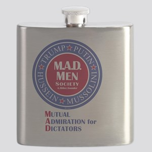 MAD Men Society Flask